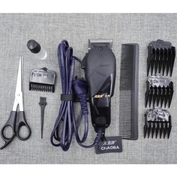 Tông đơ cắt tóc chaoba 808 chính hãng bản lưỡi kép 5 - 808b