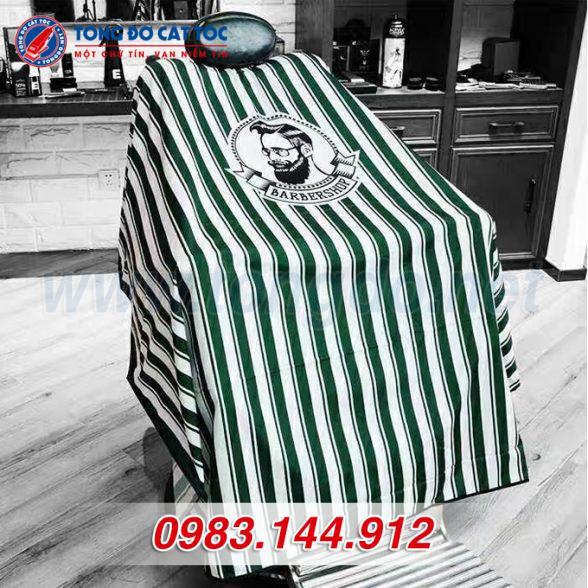 Áo choàng cắt tóc barber shop màu xanh (a2) 7 - ao choang cat toc 1 588x588 1
