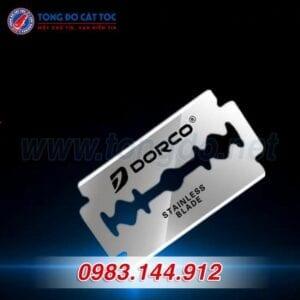 Lưỡi d0rco chất lượng cao, hộp 100 lưỡi dao lam d0rco st300 hàn quốc 10 - 74212756a60661bc92f08db5d83b3142 1