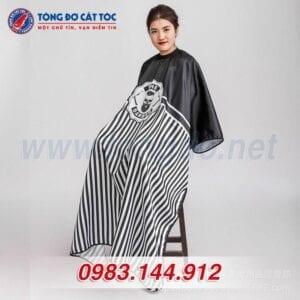 Áo choàng cắt tóc the barber (a4) 11 - o choàng 1