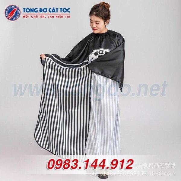 Áo choàng cắt tóc the barber (a4) 7 - ao choang 2