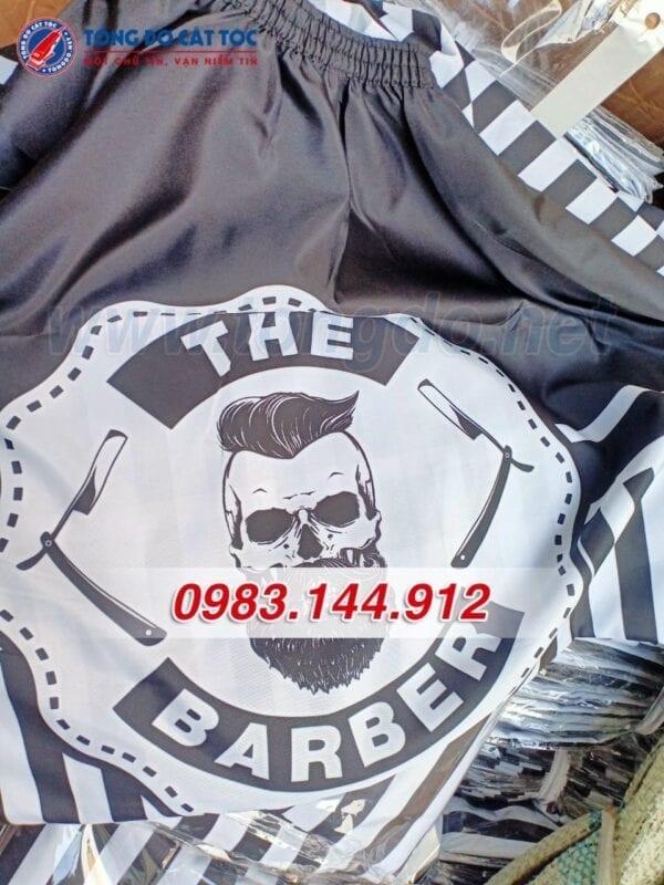 Áo choàng cắt tóc the barber (a4) 10 - ao choang 5