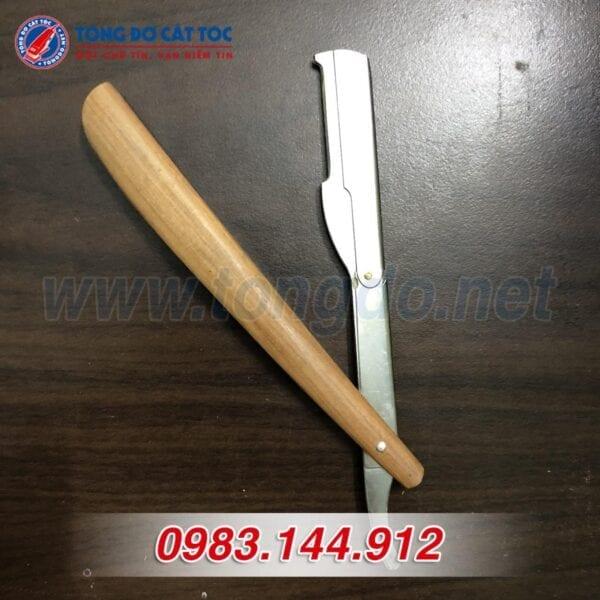 Dao cạo đa năng cán gỗ 5 - dao cao da nang can go 1