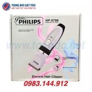 Đánh giá các thương hiệu tăng đơ cắt tóc cho trẻ em hiện nay 1 - philips 5799