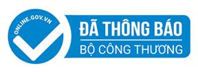 Đại lý tông đơ chính thức được duyệt hồ sơ tại cục thương mại điện tử và kinh tế số – bộ công thương 1 - online. Gov. Vn logo