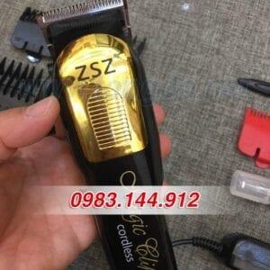 Tông đơ lưỡi kép zsz f35 chuyên fade, chuyên barber 15 - tong do f35 3