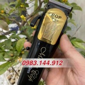 Lưỡi tông đơ cắt tóc: tổng hợp cách tháo lắp, vệ sinh đúng chuẩn 7 - tong do pop f 68. 3