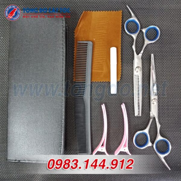 Bộ dụng cụ cắt tóc cho bé