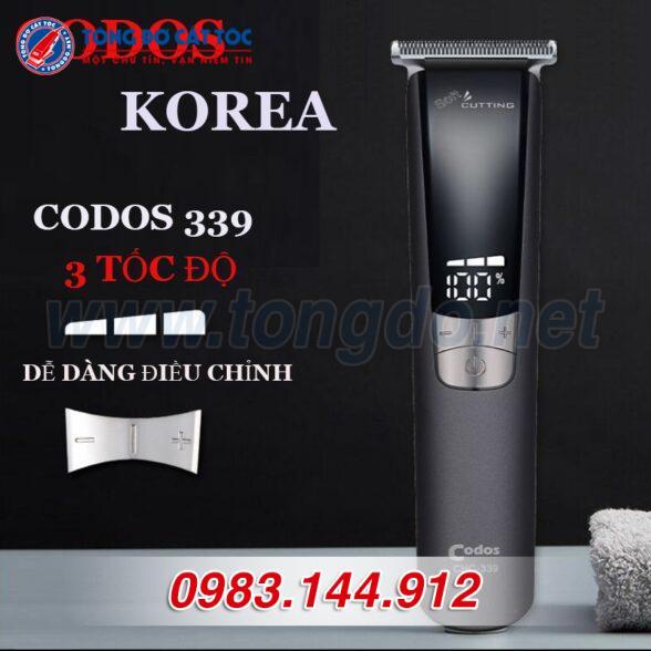 Tông đơ chấn viền codos chc-339 5 - codos chc 339 1 588x588 1
