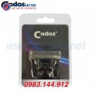 Lưỡi tông đơ cắt tóc: tổng hợp cách tháo lắp, vệ sinh đúng chuẩn 1 - luoi tong do codos 980 588x588 1