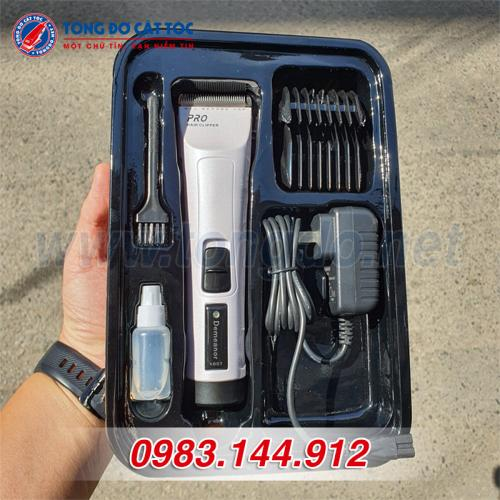 Tông đơ cắt tóc chuyên nghiệp demeanor k65t (7w | 300 phút | tặng lược tony&guy) 12 - tong do k65t9