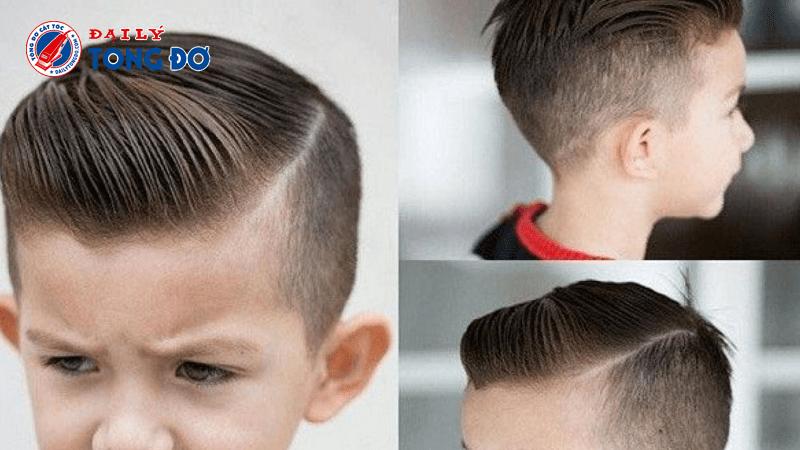 Tông đơ cắt tóc trẻ em