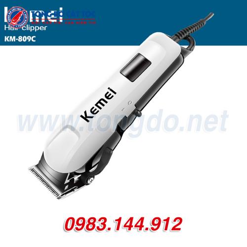 Tông đơ cắm điện trực tiếp kemei km809c 7 - kemei 809c. 1