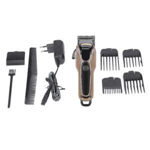 Tông đơ cắt tóc kemei 1990 (đèn led   turbo   5 w   2 - 3h) 19 - kemei 1990 1