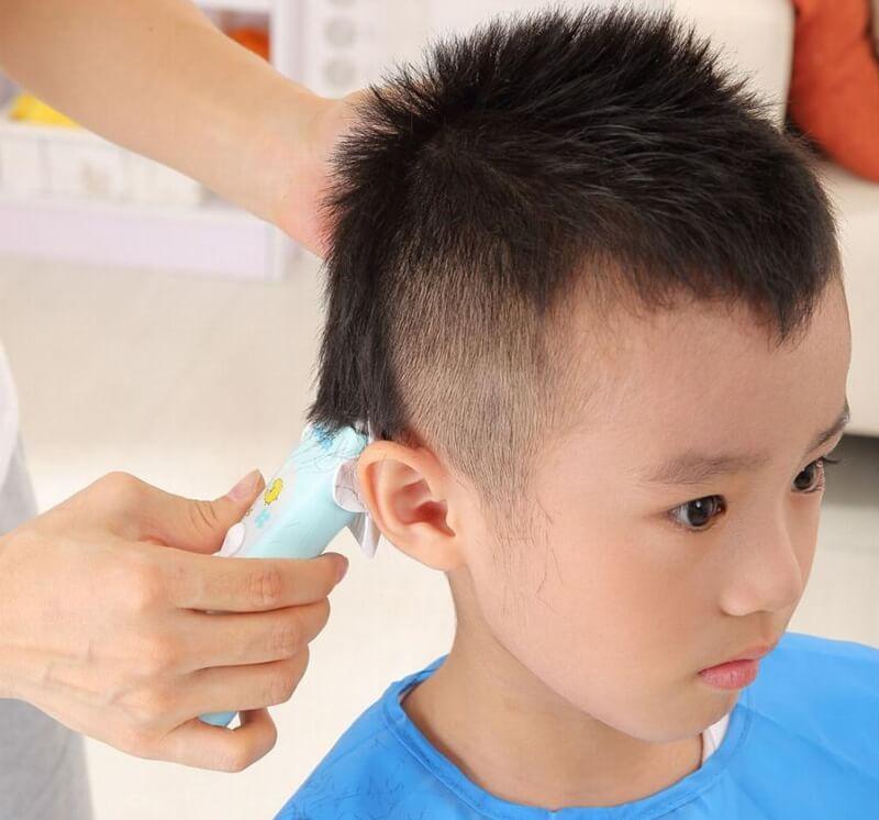 Tông đơ hớt tóc cho bé