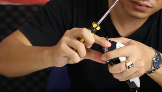 Cách chỉnh tông đơ cắt tóc